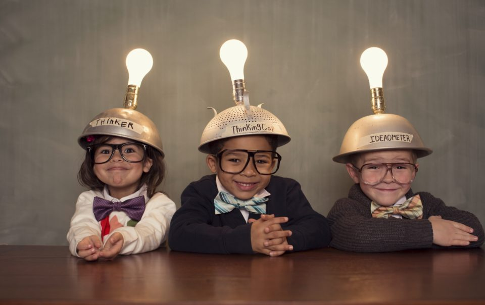 kids, creativity
